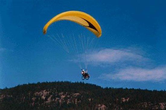 Fly BC Airsports Paragliding Foto