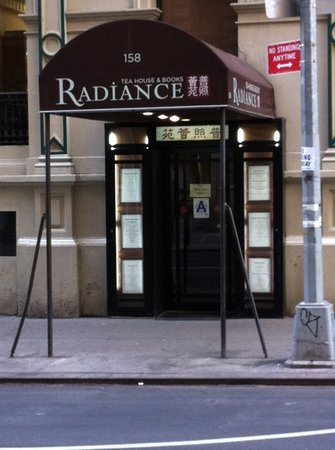 Photo of Chinese Restaurant Radiance Tea House & Books at 158 West 55th St, New York, NY 10019, United States