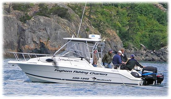 Foghorn Fishing Charters Picture