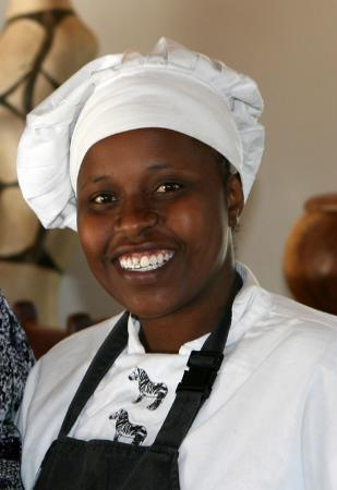 Botsebotse Luxury Retreat: Mabel, the chef