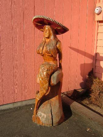 El Puerto de Angeles: Carving outside of El Puerto
