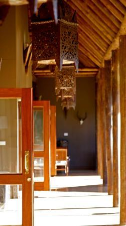 Botsebotse Luxury Retreat: The verandah