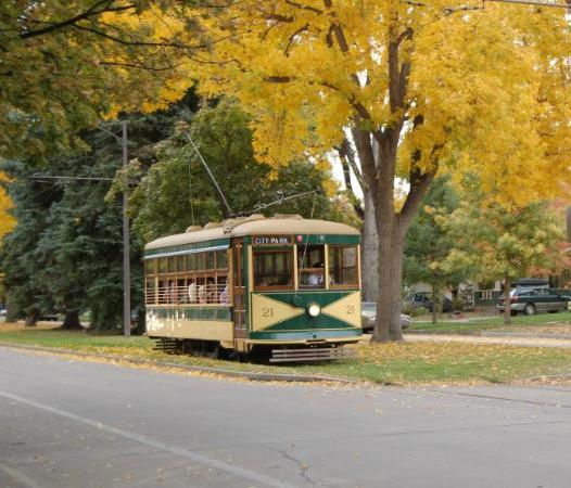 Fort Collins Municipal Railway Bild