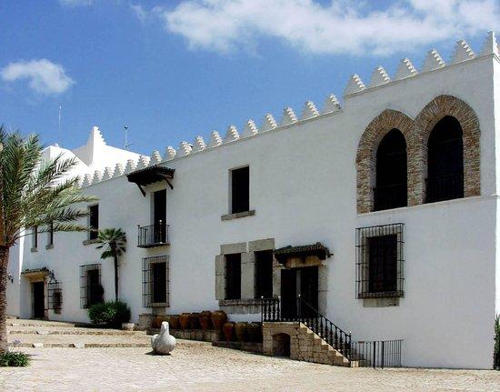 Museu Sa Bassa Blanca: Edicificio Prinicpal.