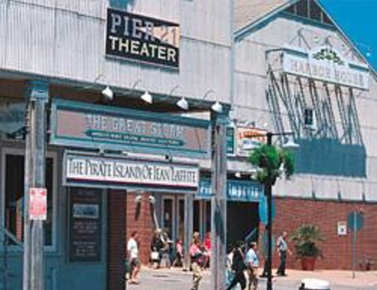 Pier 21 Theater Photo