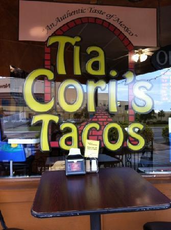 Tia Cori's Tacos: Tia Cori's