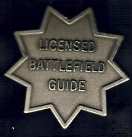 Association of Licensed Battlefield Guides Photo