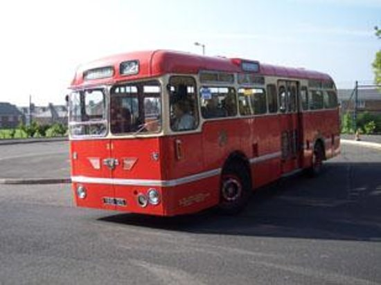 Museum of Transport: Free heritage bus on event days