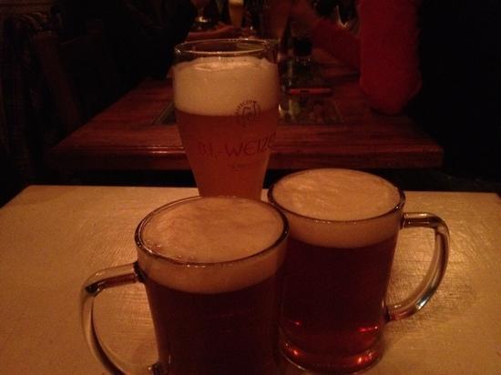 Matto di Bacco : birre artigianali, bibock e weizen