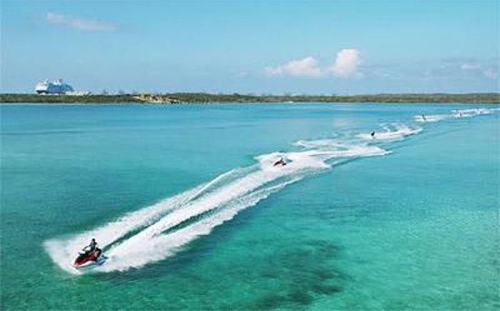 Cayman Waverunner Tours Photo