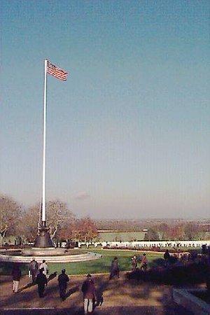 劍橋美軍紀念墓園