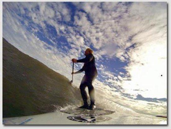 H2O Sports: Paddleboarding