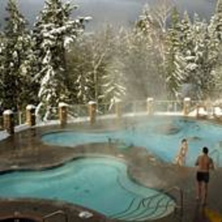 Halcyon Hot Springs Spa