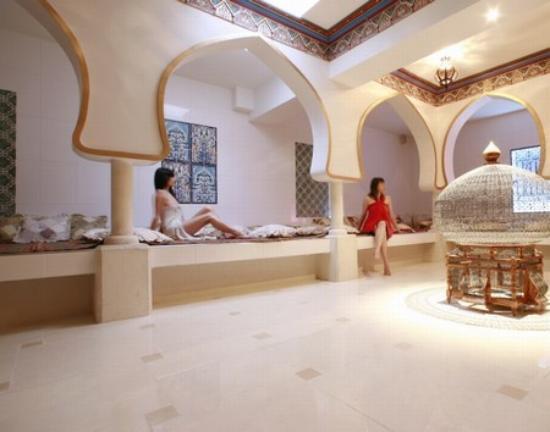 d cor incroyable picture of hammam pacha paris tripadvisor. Black Bedroom Furniture Sets. Home Design Ideas
