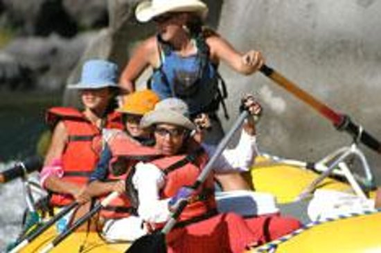Helfrich River Outfitters, Inc.: Whitewater Rafting - Oregon & Idaho - Helfrich River Outfitters