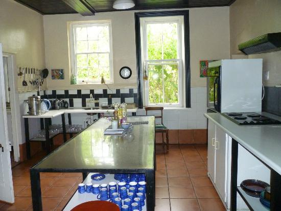 Adley House: Wonderful renovated kitchen