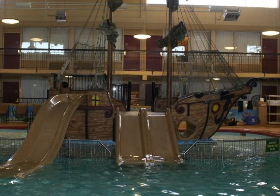 Holiday Inn Fargo : Waterpark