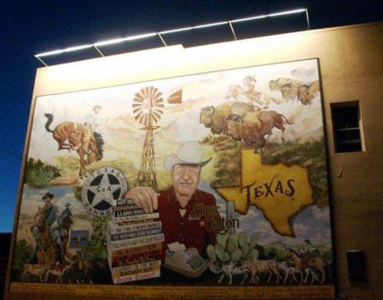 Historical Murals of San Angelo Photo