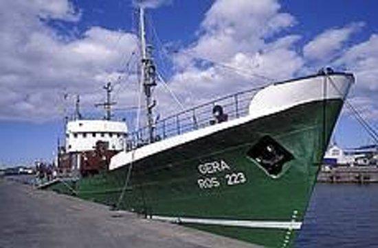 Museumsschiff FMS GERA Photo