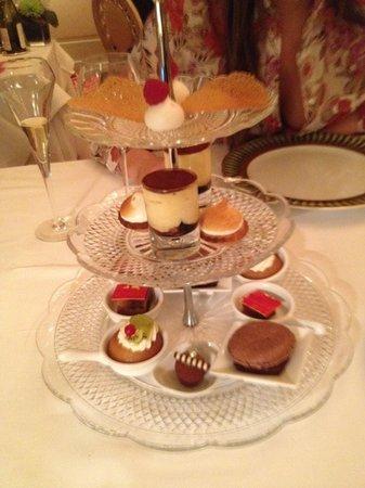 Le Sud: fantastic dessert