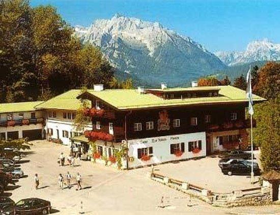 Hotel Zum Turken WWII Bunkers Photo