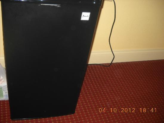 BEST WESTERN Historical Inn: mini fridge