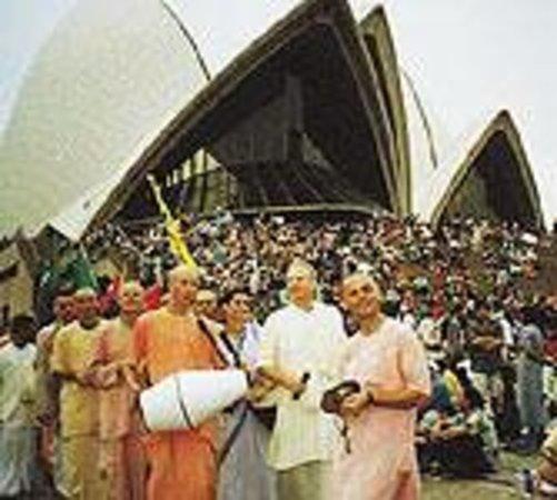 Hare Krishna Movement