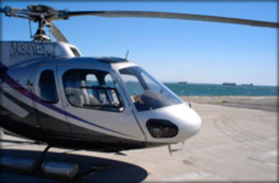 Boarding On Long Beach  Picture Of Island Express Helicopters Long Beach
