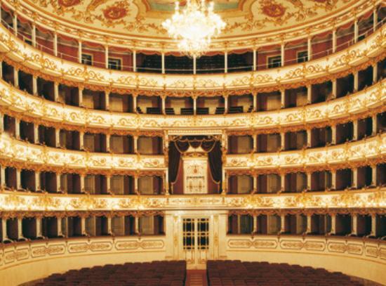 Teatro Municipale Reggio Emilia