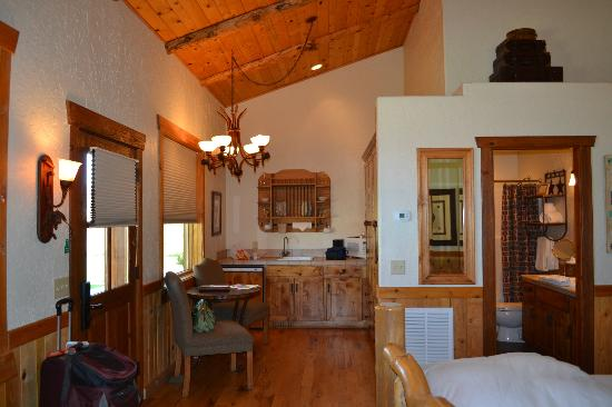 Sorrel River Ranch Resort and Spa: Inside our suite