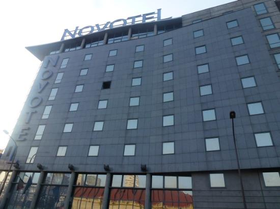 Novotel Paris 13 Porte d'Italie: ホテル外観