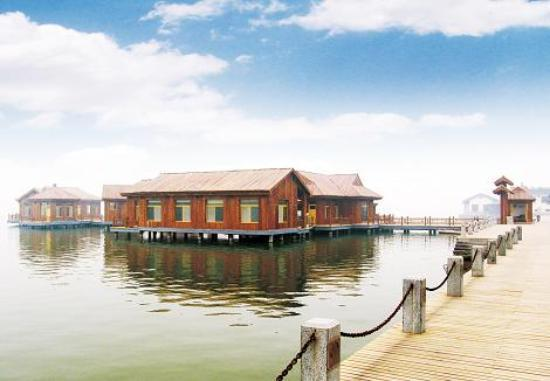 Jiangbei Water Town Scenic Spot Picture