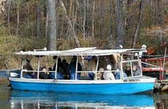 Turning Basin Riverboat Tours