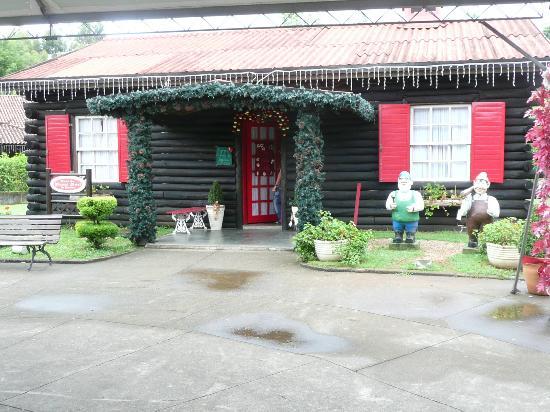 Pequena Finlândia, Casa do Papai Noel, Penedo, Rio de Janeiro