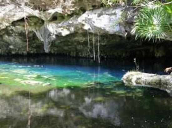 Ecopark Kantun Chi: Cenote Zihil Ha no 5