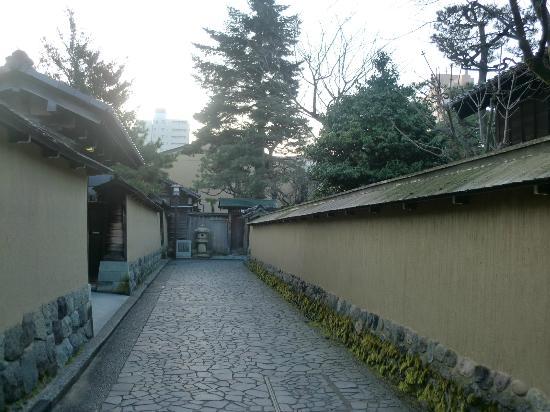 Kanazawa, Japon : 武家屋敷通り2