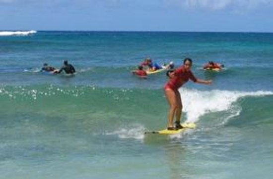 Kauai Surf School: Surf Surf Surf