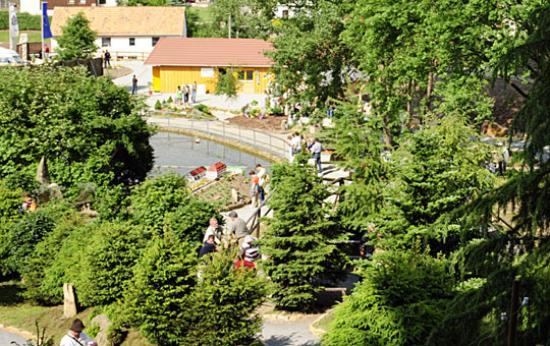 Miniaturpark Die Kleine Sachsische Schweiz Photo