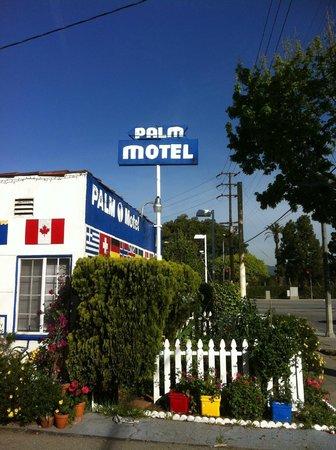 Palm Motel: Außenansicht