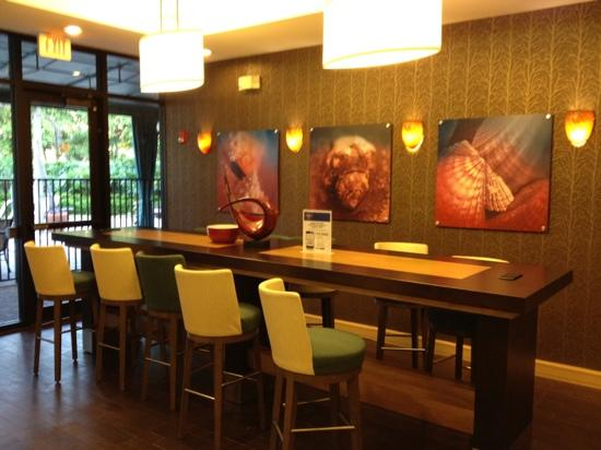 Hampton Inn Boca Raton-Deerfield Beach: common area