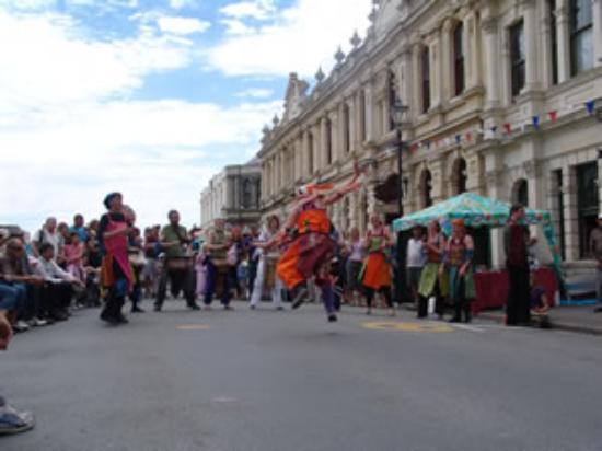 Koru Drum & Dance Community Photo