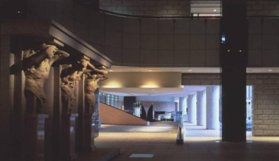 The Niigata Bandaijima Art Museum Bild