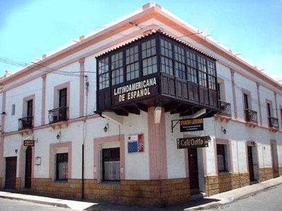 Academia Latinoamericana de Espanol: School