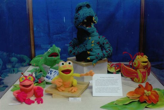 Jim Henson Exhibit
