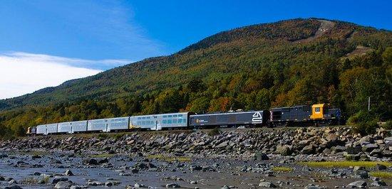 Le Train du Massif de Charlevoix