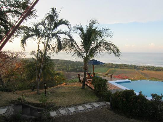 Cristal Azul: View from Rancho