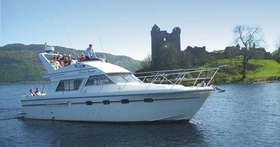 Loch Ness Cruises Photo