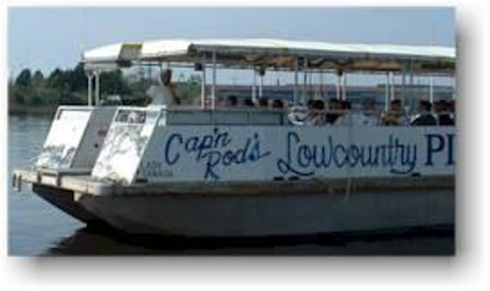 Cap'n Rod's Lowcountry Plantation Tours