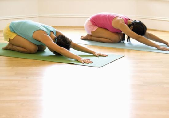 Mac Birmingham: Yoga classes