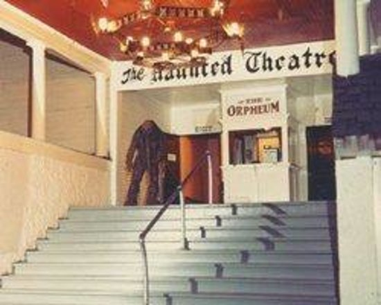 Haunted Theatre Foto